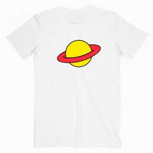 Chuckie Rugrat Planet T Shirt