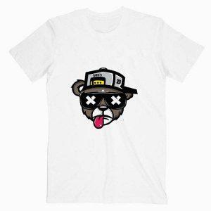 Dope Bear T Shirt