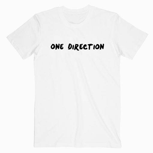 One Direction Music T Shirt