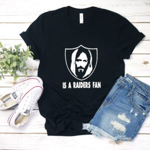 Is A Raiders Fan T Shirt