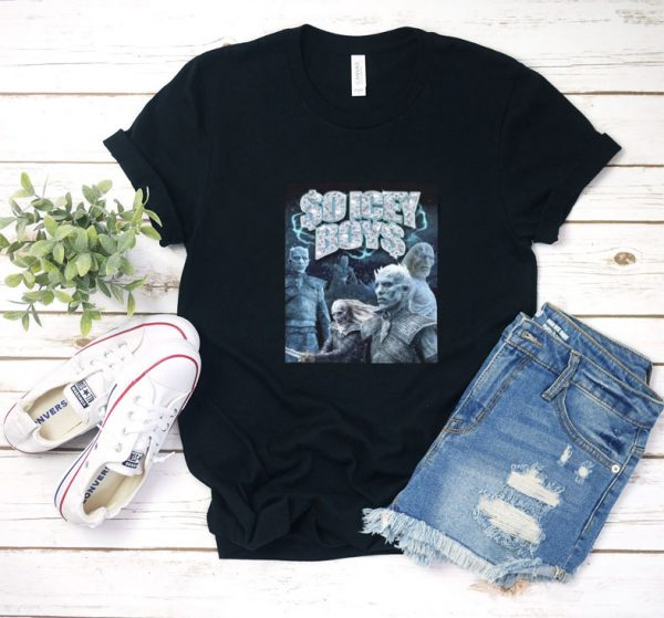 So Icey Boys T Shirt