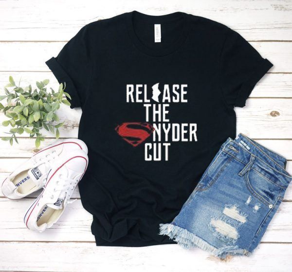 release the snyder cut T Shirt