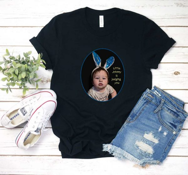 Little Johnny is Judging You T Shirt