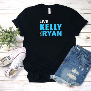 Live Kelly and Ryan T Shirt
