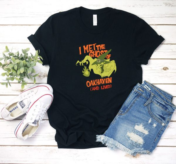 Scooby-Doo And The Witch's Ghost T Shirt