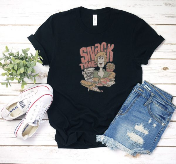 Scooby Doo Snack Time T Shirt
