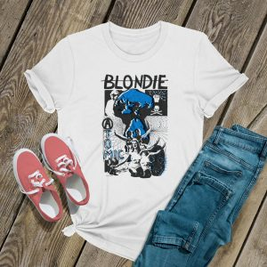 Blondie Atomic II T Shirt