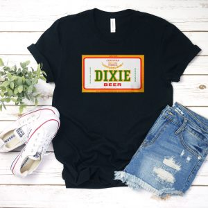 Dixie Brewery celebrates Mardi Gras New Orleans T Shirt