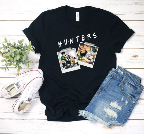 Hunter x Hunter Friends T Shirt