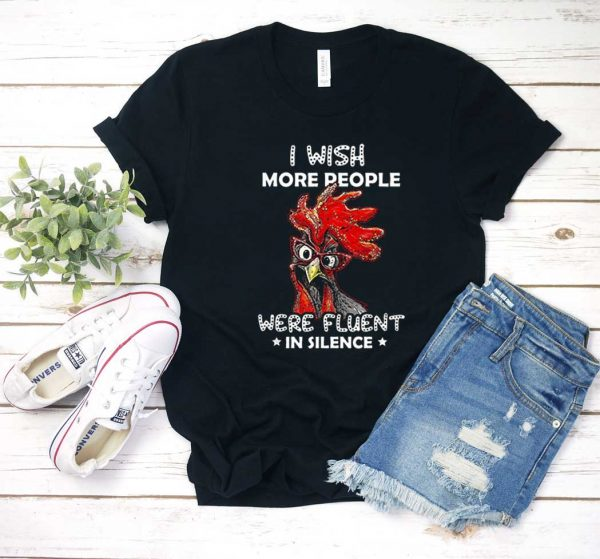 I Wish More People T Shirt