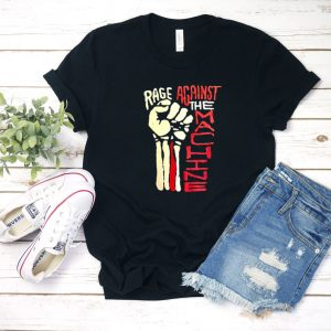 Rage Against The Machine Logo T Shirt