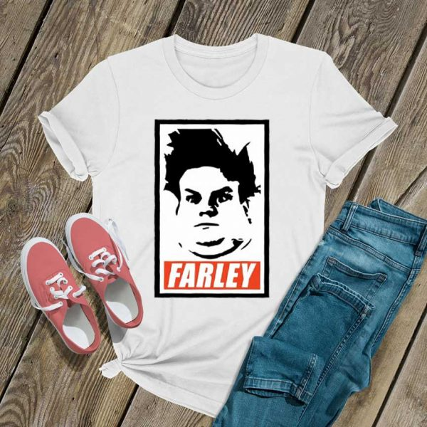 The Comedian Chris Farley T Shirt