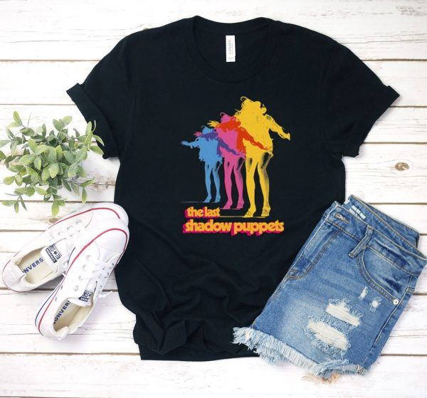 The Last Shadow Puppets T Shirt