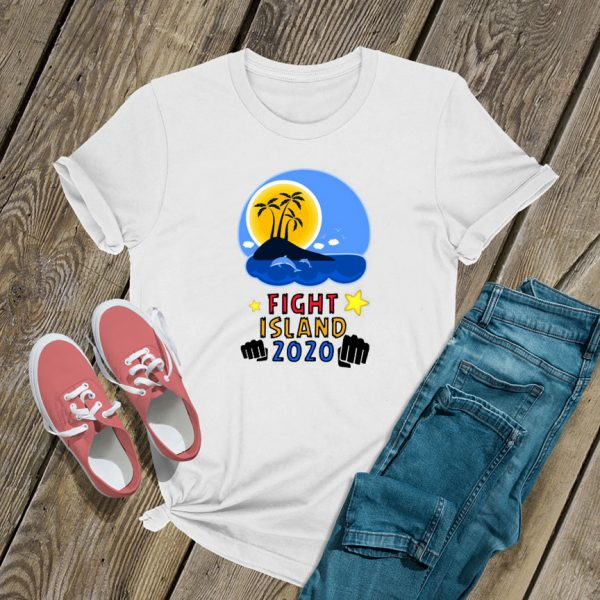 UFC Fight Island 2020 Cute Art T Shirt