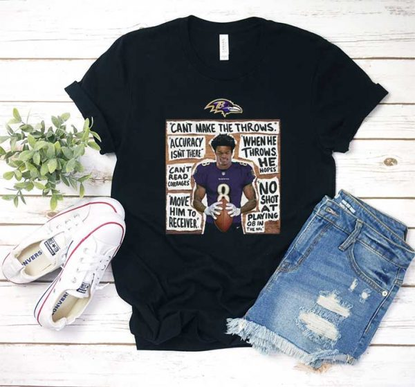 Cant Make The Throws T Shirt
