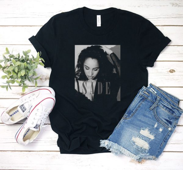 Sade Music T Shirt