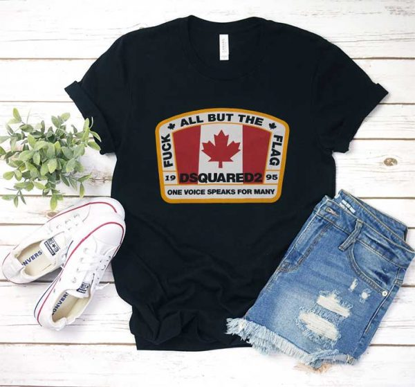 all but the flag T Shirt