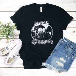 Black Sabbath Vintage T Shirt