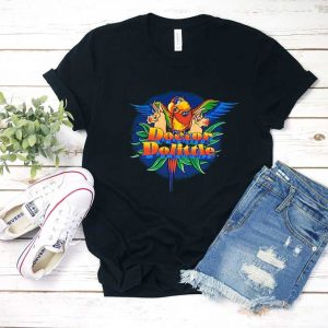 Doctor Dolittle T Shirt