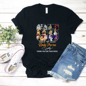 Dolly Parton 65 Years T Shirt
