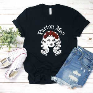 Dolly Parton Me T Shirt