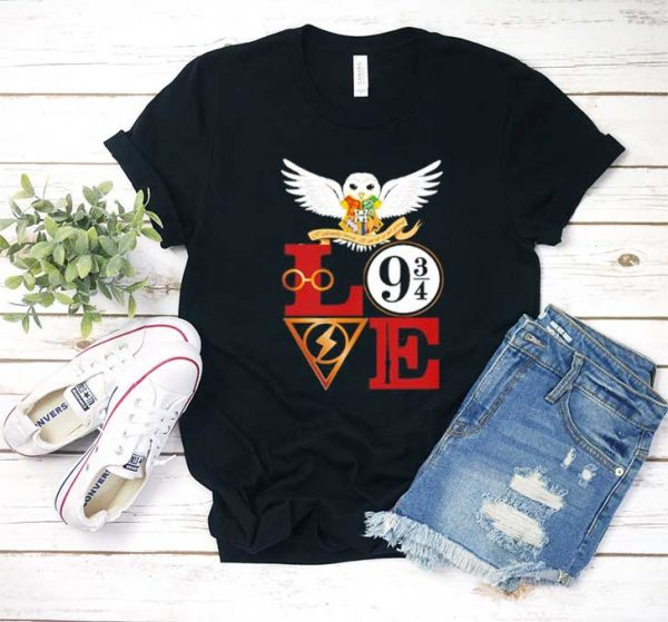 Owl Love 934 T Shirt