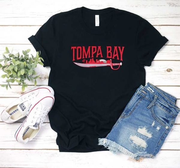 Tompa Bay Graphic T Shirt