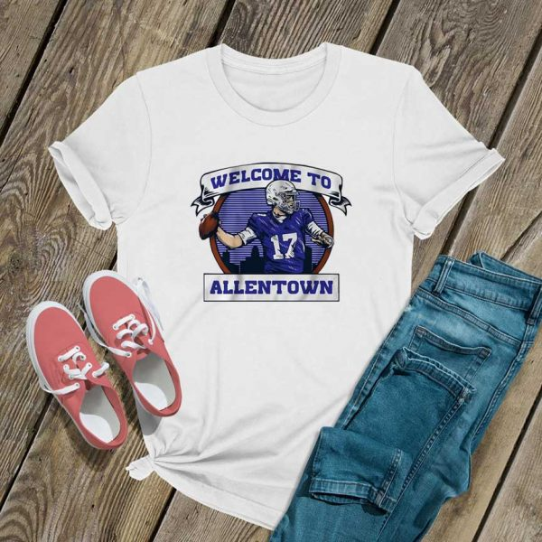 Welcome To Allentown T Shirt