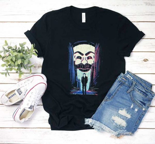 Anonymous Graphic T Shirt