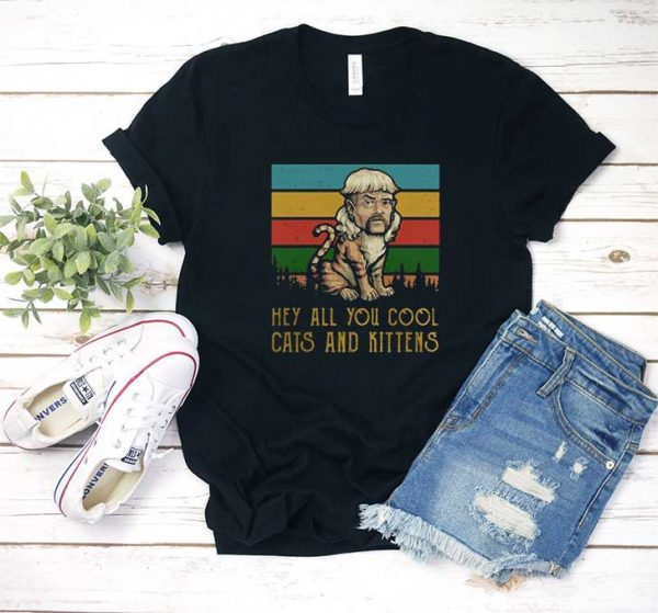 Hey All You Cool Vintage T Shirt