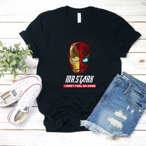 Iron Man I Dont Feel So Good T Shirt