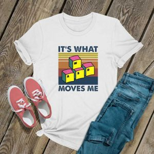 Its What Wasd Moves Me T Shirt
