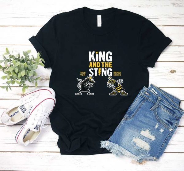 King and The Sting Podcast T Shirt