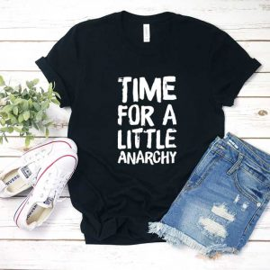 Little Anarchy Funny T Shirt