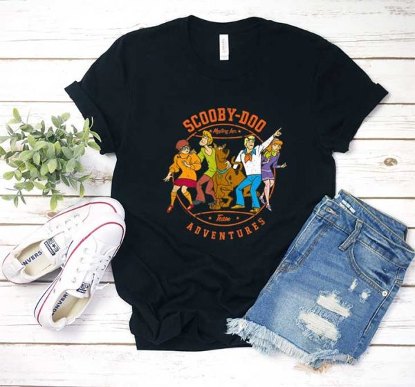 Scooby Adventurest T Shirt