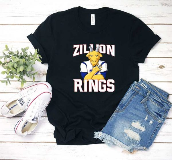 TB 12 Zillion Rings T Shirt