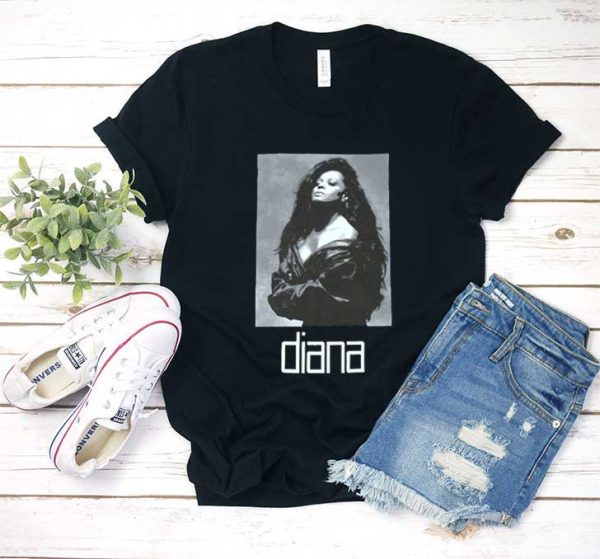 Vintage Diana Ross T Shirt