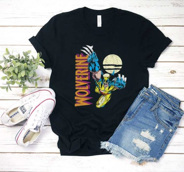 Wolverine Claws Out T Shirt