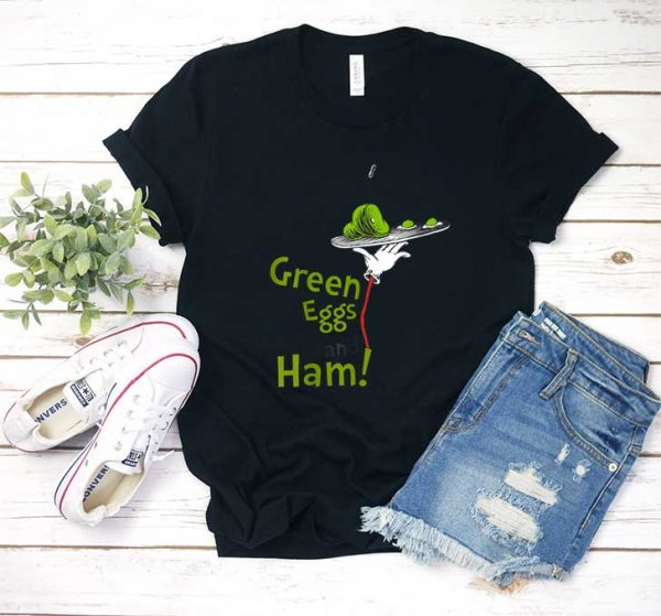 Green Eggs And Ham T Shirt