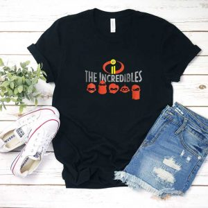 Incredibles 2 Graphic T Shirt