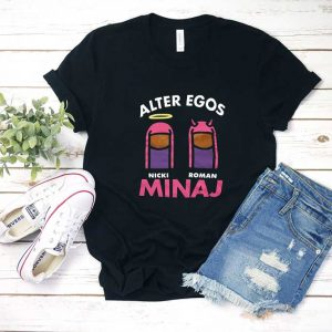Alter Egos Nicki Minaj Roman T Shirt