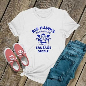 Big Sausage Pizza Shirt