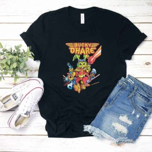Bucky OHare Cartoon Shirt