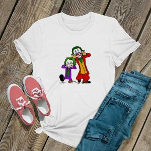 Double Joker Graphic Shirt