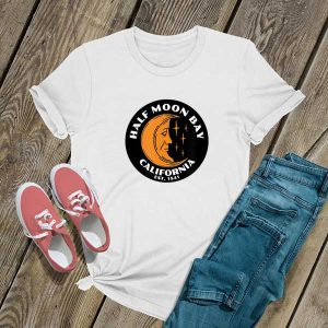 Half Moon Bay California Meme Shirt