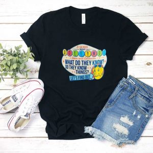 Hollywood Stars And Celebrities T Shirt