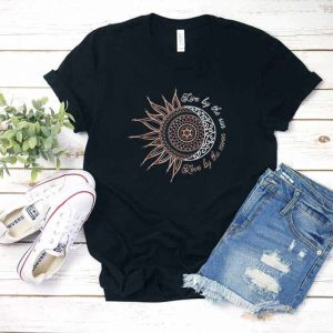 Live by The Sun Graphic T Shirt