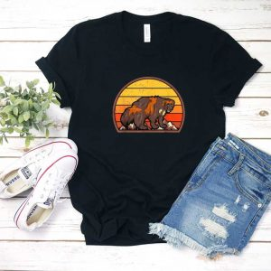 Lover Wolverine Animal Shirt