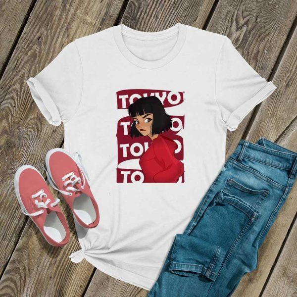Money Heist Tokyo T Shirt