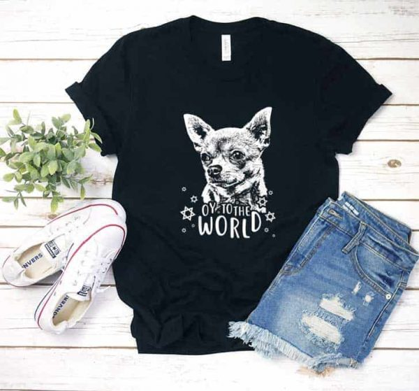 Oy To The World Shirt